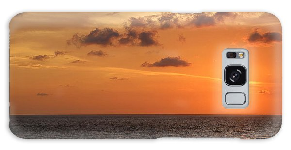 Sunset Panama City Florida Galaxy Case