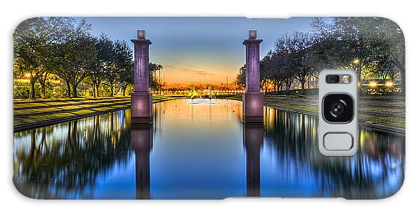 Limb Galaxy Case - Sunset Reflection by Marvin Spates