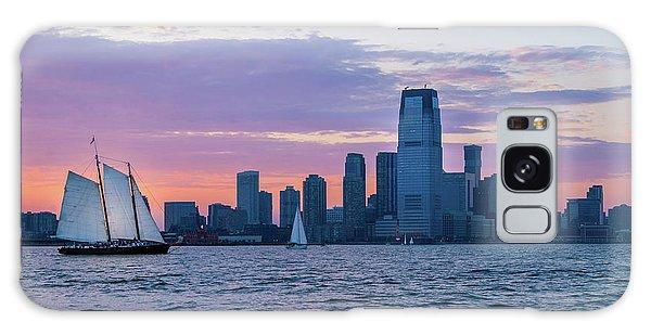 Sunset Sail - Hudson River Galaxy Case