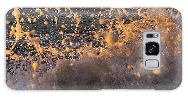 Sunset Splash Galaxy Case