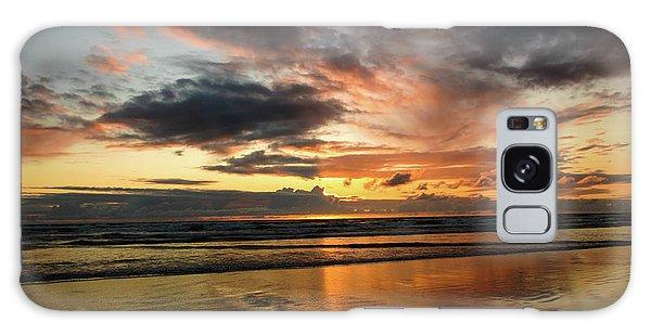 Sunset Split Galaxy Case