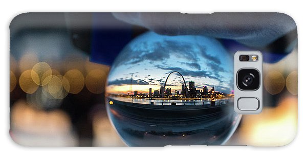 Sunset St. Louis II Galaxy Case