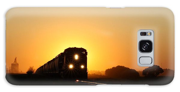 Sunset Express Galaxy Case