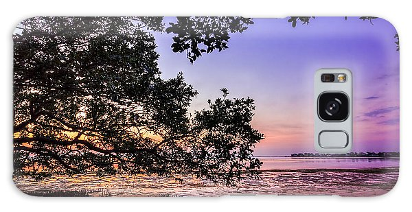 Mangrove Galaxy Case - Sunset Under The Mangroves by Marvin Spates