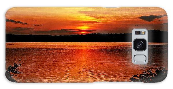 Sunset Xxiii Galaxy Case by Joe Faherty