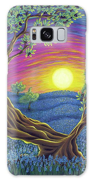 Sunsets Gift Galaxy Case
