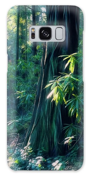 Sunshine In The Forest Galaxy Case