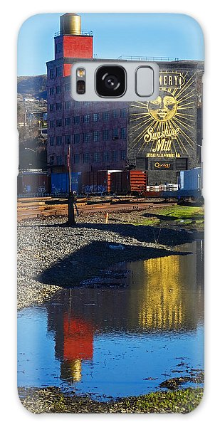 Sunshine Mill Reflection Galaxy Case
