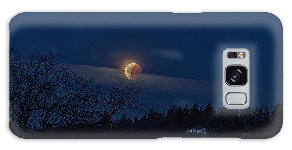Super Blood Moon Galaxy Case