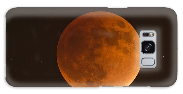 Super Blood Moon Galaxy Case by Loriannah Hespe