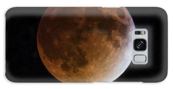 Super Blood Moon Lunar Eclipses Galaxy Case