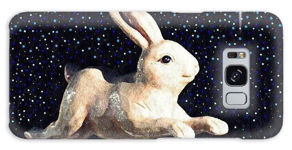 Super Bunny Galaxy Case