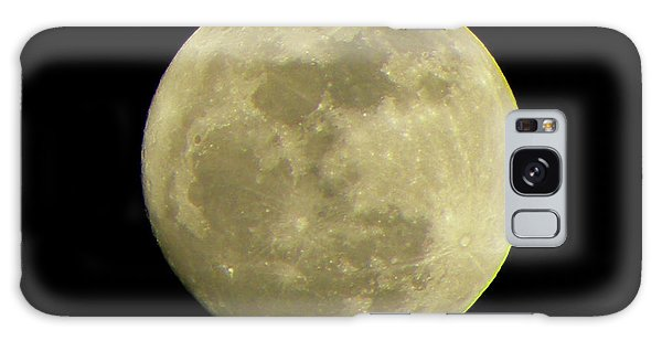 Super Moon March 19 2011 Galaxy Case