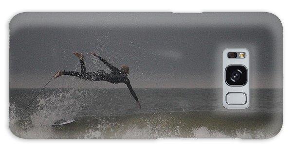 Super Surfing Galaxy Case