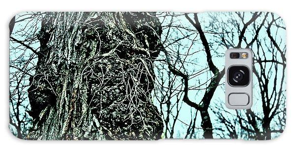 Super Tree Galaxy Case by Sandy Moulder