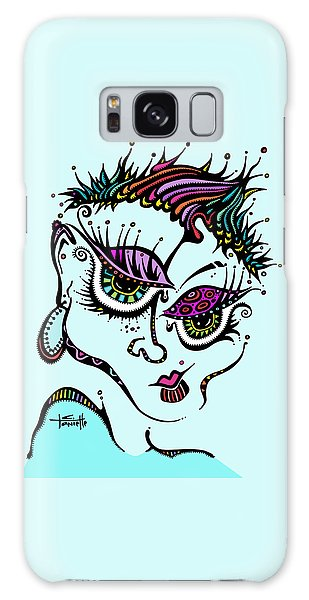 Superfly Galaxy Case by Tanielle Childers