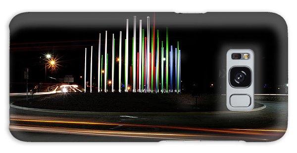 Superior Circle Art - Fort Wayne Indiana Galaxy Case