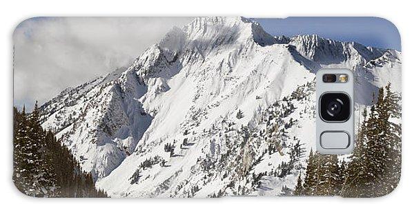 Superior Peak Wasatch Mountains Utah Panorama Galaxy Case