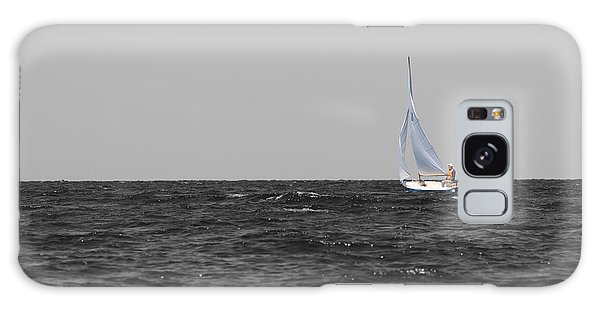 Galaxy Case featuring the photograph Superior Sailing by Dylan Punke