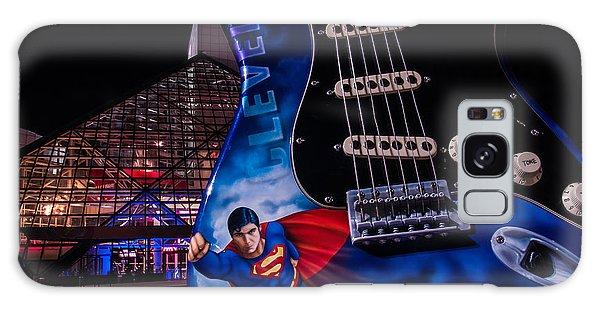 Superman Rocks Galaxy Case
