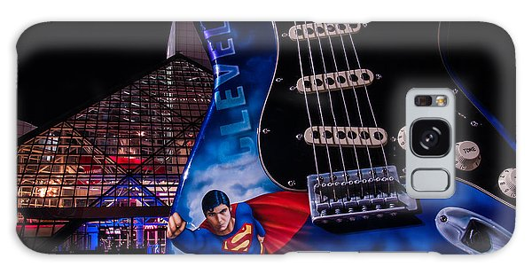 Superman Rocks Galaxy Case
