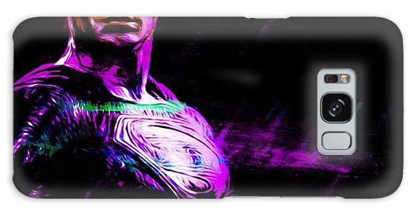 Superhero Galaxy Case - #superman #supermanisback by David Haskett II