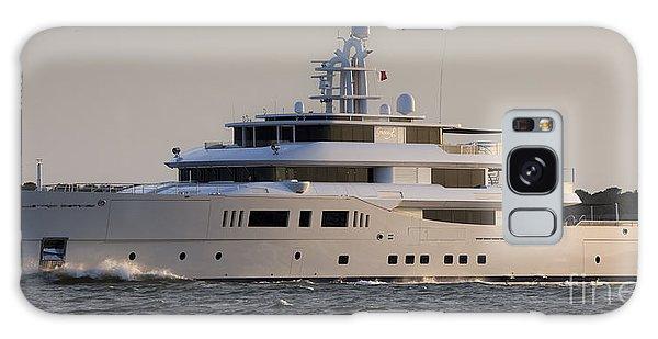 Motor Yacht Galaxy Case - Superyacht Grace E  by Dustin K Ryan