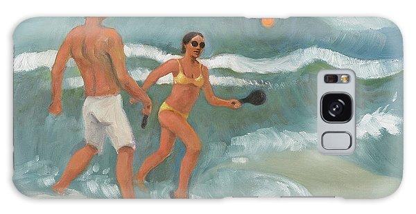 Surf Ball Galaxy Case