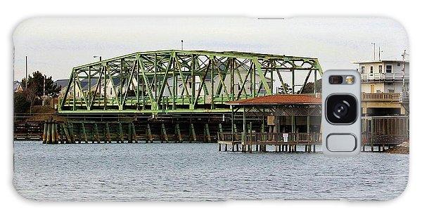 Surf City Swing Bridge Galaxy Case