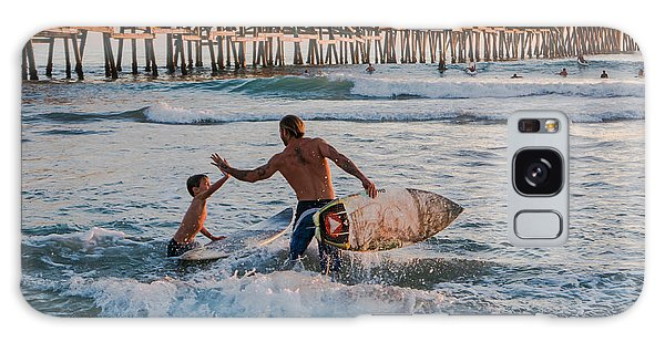 Surfboard Inspirational Galaxy Case