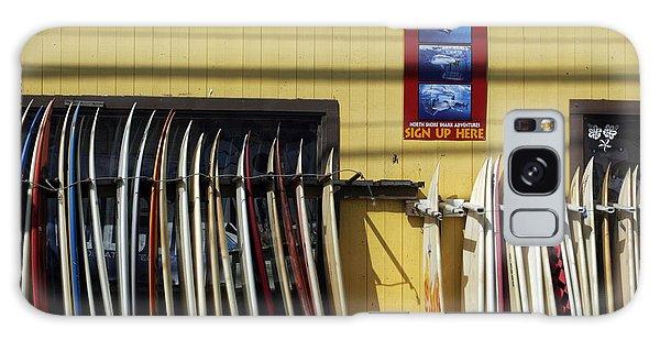 Surfboard Selection Galaxy Case