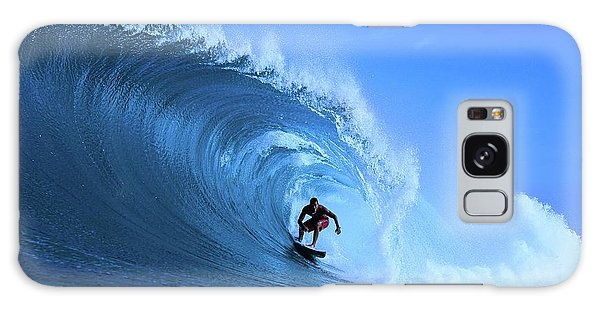 Surfer Boy Galaxy Case by Movie Poster Prints