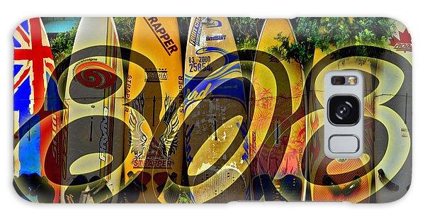 Surfin' 808 Galaxy Case by DJ Florek