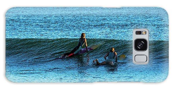Surfing At  Galaxy Case