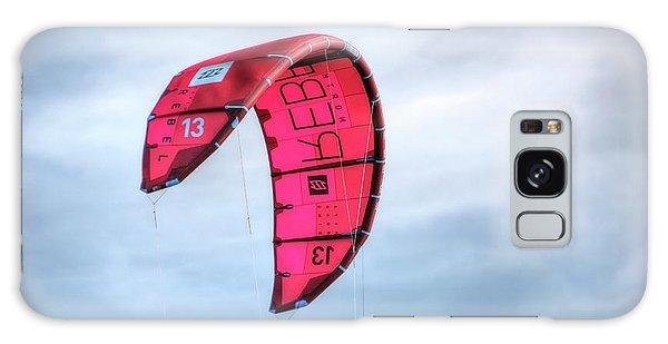 Surfing Kite Galaxy Case