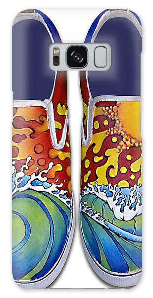 Surf's Up Galaxy Case