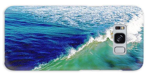 Surfs Up Daytona Beach Galaxy Case