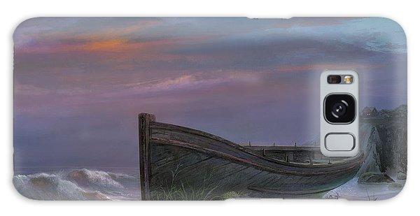 Seaside Galaxy Case - Surfside Garden by Michael Humphries