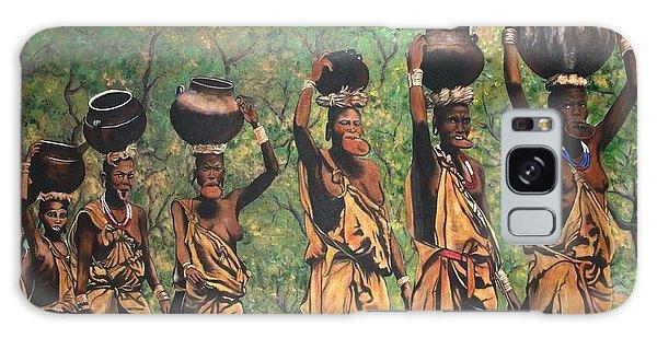 Blaa Kattproduksjoner        Surma Women Of Africa Galaxy Case