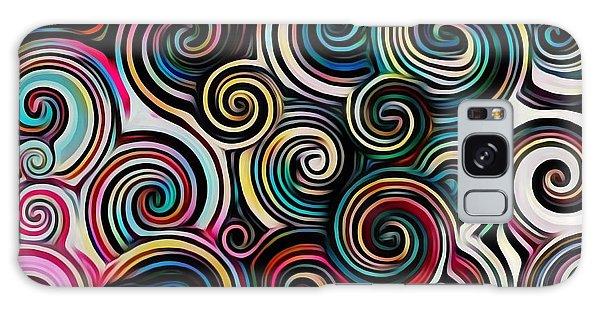 Surreal Swirl  Galaxy Case