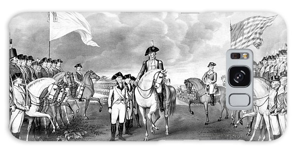 Surrender Of Lord Cornwallis At Yorktown Galaxy Case