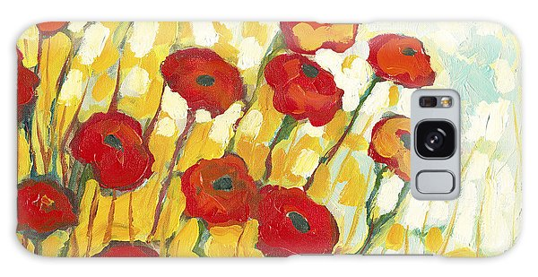 Impressionism Galaxy Case - Surrounded In Gold by Jennifer Lommers
