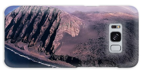 Surtsey In Iceland Galaxy Case