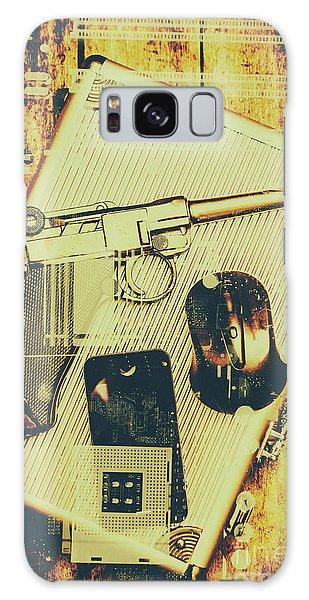 Guns Galaxy Case - Surveillance State by Jorgo Photography - Wall Art Gallery