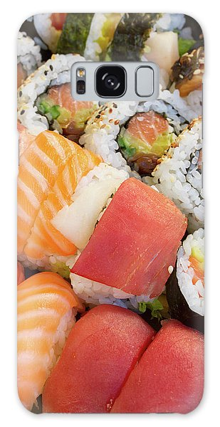 Sushi Dish Galaxy Case