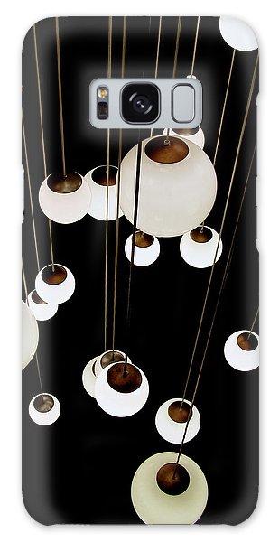 Suspended - Balls Of Light Art Print Galaxy Case