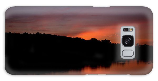 Suwannee Sundown Galaxy Case