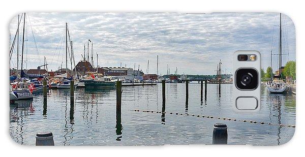 Svendborg Harbour Galaxy Case