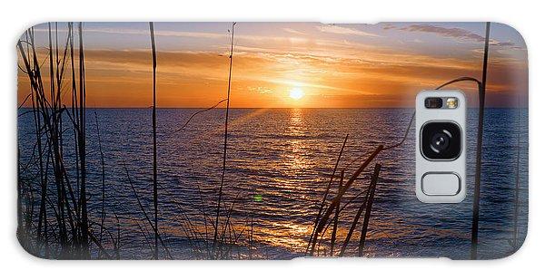 Sw Florida Sunset Galaxy Case