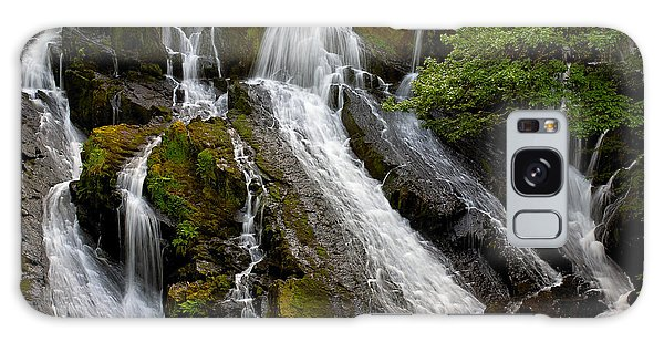 Swallow Falls Galaxy Case